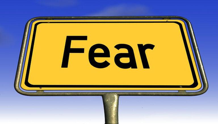Premagajmo strah