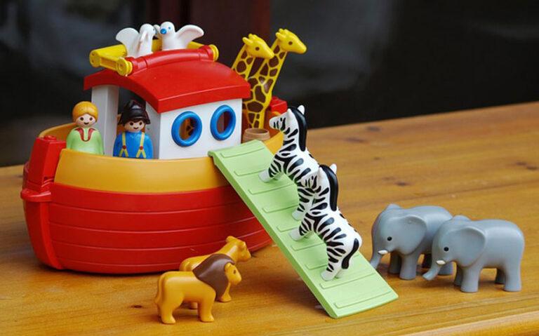 """Kako je """"sodobni"""" Noe gradil barko v Sloveniji?"""