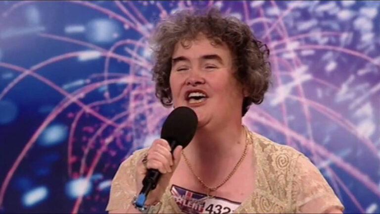 Susan Boyle in njene otroške sanje o pevski karieri