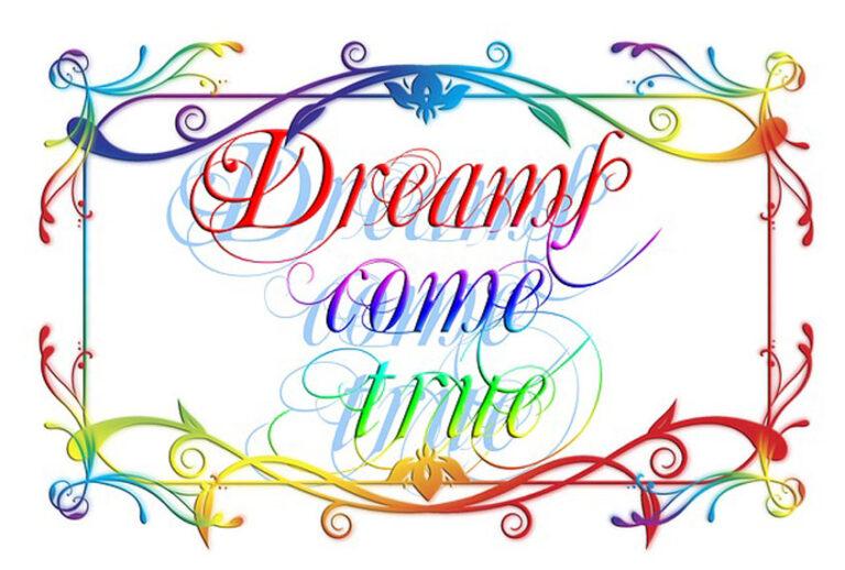 """Ali si upaš kljub """"omejitvam"""" zaživeti svoje sanje?"""