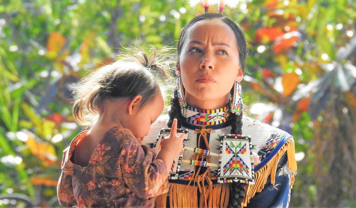 indijanska-poglavarka
