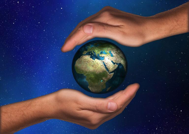 Molitev ob Dnevu Zemlje