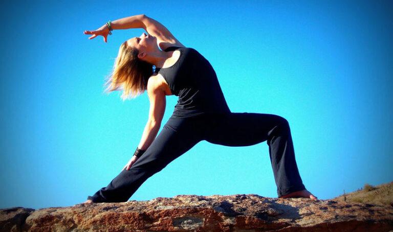 Najstarejša učiteljica joge na svetu