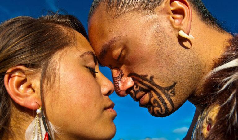 Maorska pesem