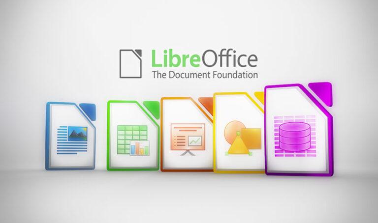 Brezplačni pisarniški paket LibreOffice