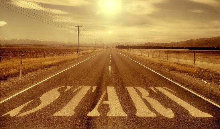 Začni tam, kjer si
