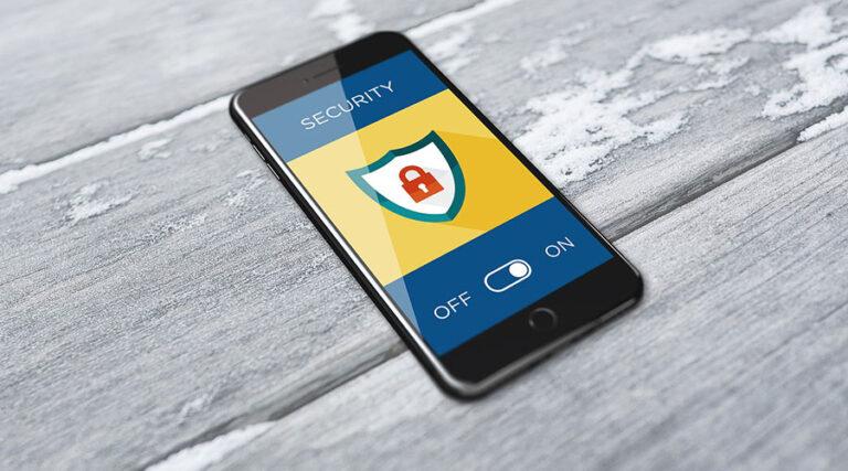 Varnost mobilnih telefonov