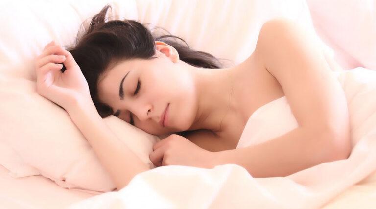Nenavaden nasvet za boljše spanje