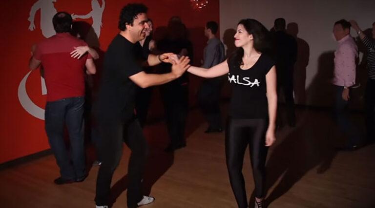 Kako se NE pleše salse? (ženske)
