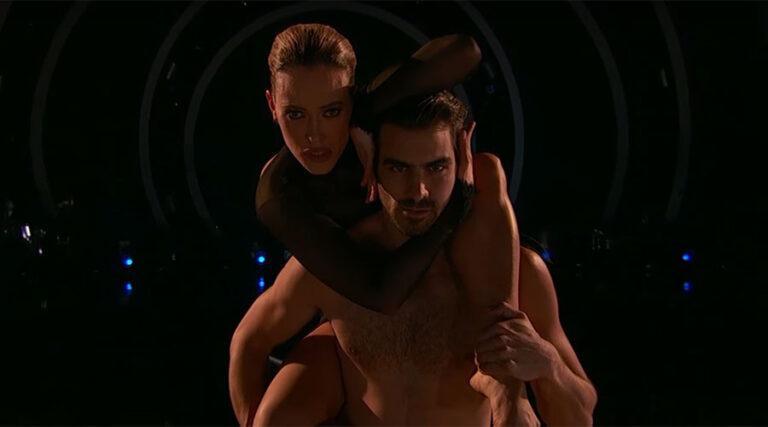 Izjemen nastop gluhega plesalca v Zvezde plešejo